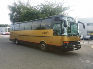 Vinnys Executive Travel