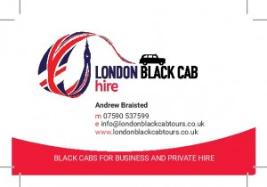 London Electric Black Cab Hire