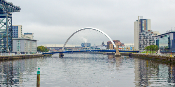 Visiting Glasgow