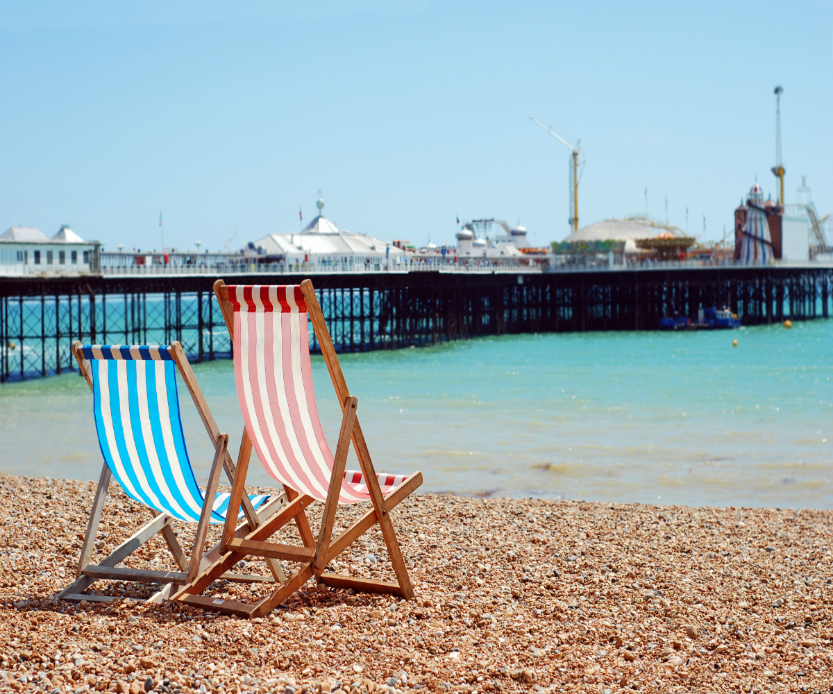 Visiting Brighton