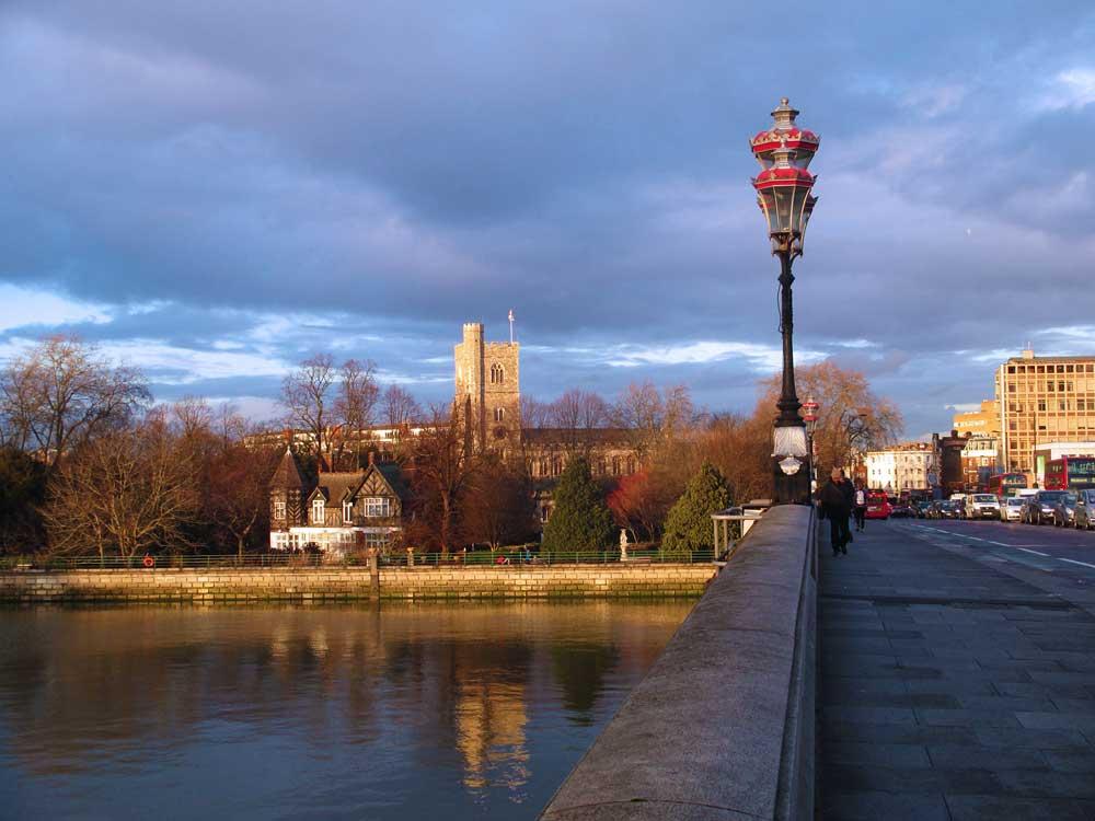 Visiting Fulham
