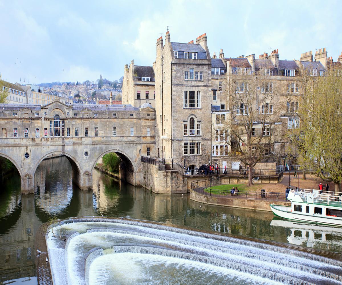 Visiting Bath