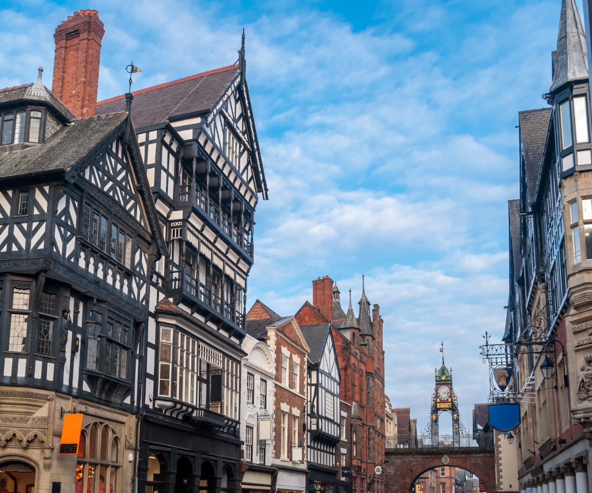 Visiting Chester