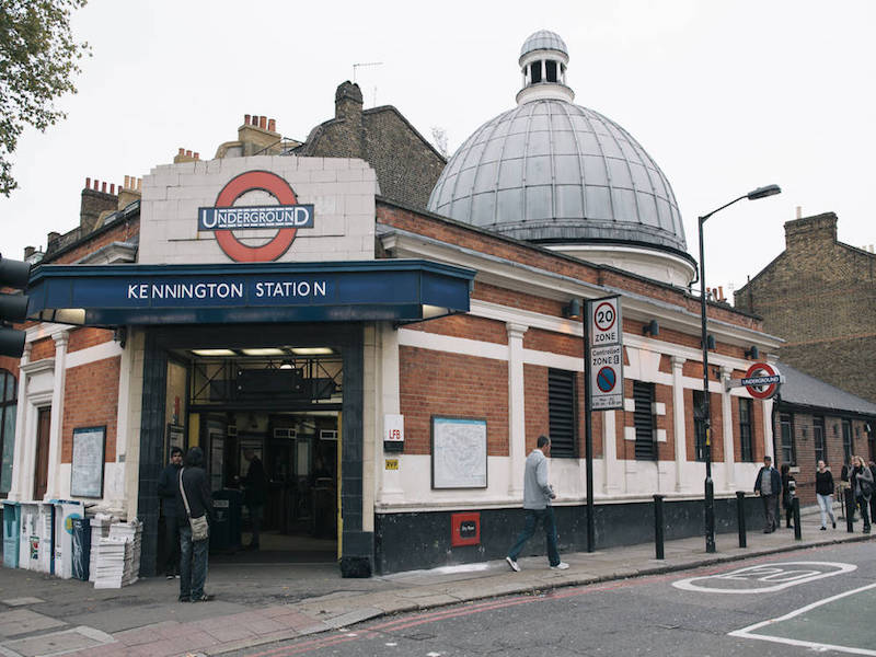 Visiting Kennington