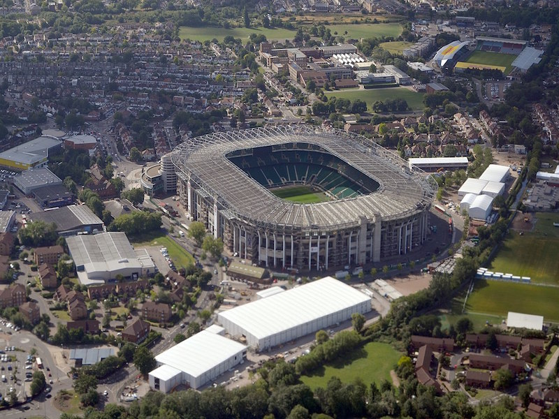 Visiting Twickenham