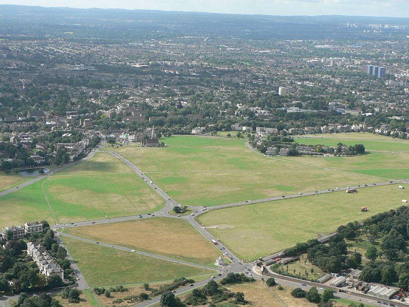 Visiting Lewisham