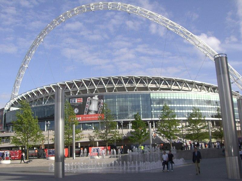 Visiting Wembley